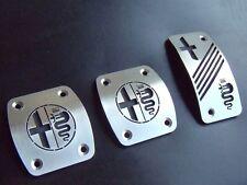 PEDALES ALFA ROMEO 166 TI JTD M-JET SPARK TS TURBO 3.2 V6 DISTINCTIVE GT 20V TB