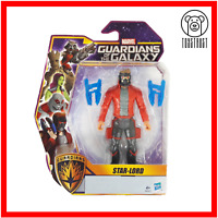 Star-Lord Action Figure Guardians of the Galaxy Marvel Character Boxed 4+ Hasbro