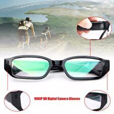1080P HD Digital Video Camera Glasses Audio DVR Camcorder Eyewear Recorder Spy