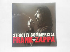 Frank Zappa - The Best Of Frank Zappa Strictly Commercial