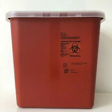 COVIDIEN Sharps Safety Regulated Medical Waste Container n.o.s. UN 3291 Ref 8970