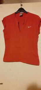 Nike Ladies Size XL 16-18. Pink Top