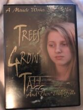 Trees Grow Tall And Then They Fall ( DVD,2005)...Sara Aldrich....RARE..FREE SHIP