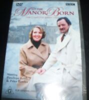 To The Manor Born Series Season Two 2 (Aust Region 4) DVD - New