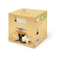 Bialetti Capsule Cialde Caffè Mokespresso Gusto Vaniglia Confezione 12 PZ