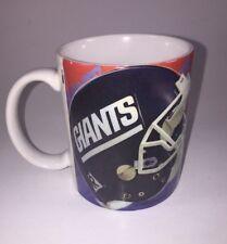 NEW YORK GIANTS NFL Football Coffee Mug Cup- 11 Oz. (1995)