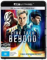 Star Trek Beyond : NEW 4K UHD Blu-Ray