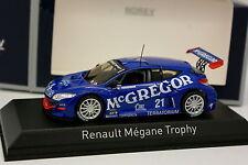 Norev 1/43 - Renault Megane Trophy Winner World Series 2009