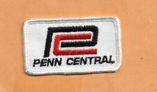 Penn Zentral Eisenbahn Aufnäher 7cm