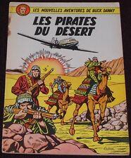 Buck Danny -8- / Les pirates du désert / EO 1952 / BE+