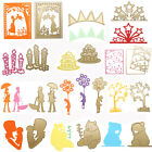 Metal Cutting Dies Stencil Scrapbooking Embossing Paper DIY Card Decor Craft
