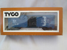 1977 Tyco Ho Scale Electric Box Train Car 40' Foot Boston & Maine Bm #311G Nib
