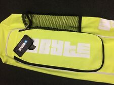 "Brand New BYTE MX FIELD HOCKEY STICK BAG Lime/navy 38"""