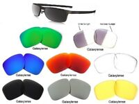cb7ef5a774 Galaxy Replacement Lens For Oakley Metallic Holbrook Metal 8 Color Special  Offer