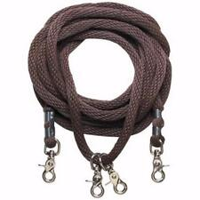 Schutz Brothers Poly Cord Draw Reins