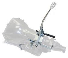 "12"" GM Turbo 350 Chrome Automatic Transmission Mount Twist-Lock Shifter TH350"