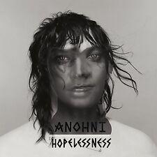 Antony and the Johnsons ANOHNI Hopelessness 180gm Vinyl LP Record! & MP3! SALE!!