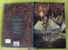 LES CONTES DU KORRIGAN N°1 LES TRÉSORS ENFOUIS  ,SOLEIL CELTIC 2002