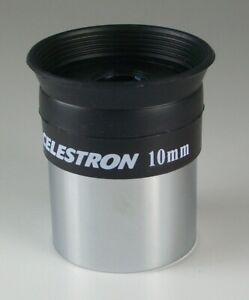 Celestron 10mm Light Weight Eyepiece For Telescope ~ NEW