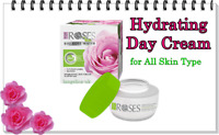 Agiva Day Face Cream Hydrating with BIO Natural Rose Water 50 ml