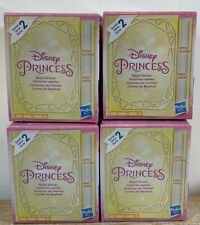 4 New Disney Princess Royal Stories Series 2 Figure Surprise Mystery Boxes