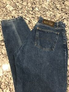 *Authentic* Vintage Giorgio Armani Jeans Size 38x34 Made in USA High Waisted Mom