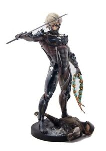 Métal Gear Rising /Raiden 1/6 Échelle PVC Figurine Statue GECCO Neuf