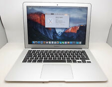 "Apple MacBook Air 13"" A1466 Early-2015 i5 1.6GHz 4GB RAM 256GB SSD *Bent Corner*"