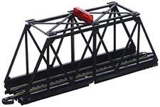 Bachmann Trains E-Z Track Truss Bridge with Blinking Light, HO Scale