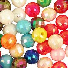 Perline sfuse di perla misti