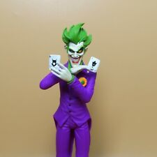 the joker - DC Direct Batman Arkham Origins triforce Series  Action Figure 6""