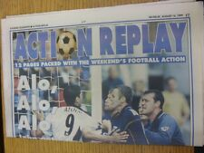 16/08/1999 Coventry Evening Telegraph: Action Replay - 12 Page Supplement, Packe