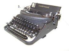 Antique 1947 Underwood Model 77 Noiseless Vintage Typewriter - 1600680