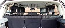PET WORLD UNIVERSAL HEAVY DUTY MESH CAR DOG GUARD REAR PET TRAVEL ADJUSTABLE