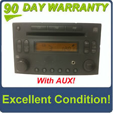 03-09 NISSAN 350z AM FM Radio Stereo CD Player Factory OEM CY05B CY330 WITH AUX