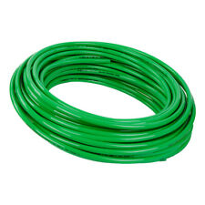 "Firm Durable Green Tubing Food/Beverage Inner Dia 3/8"" Outer Dia 1/2"" - 100 ft"