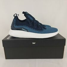 Supra Men's Factor Sneakers Shoes Navy/Topaz-White Size 11 New In Box