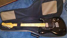 Godin Session Custom  Electric Guitar Black High Gloss - Maple Fretboard