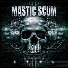 """Mastic Scum """"CTRL"""" CD [5th album from Austrian Death/Grind Veterans]"""
