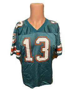 NEW YOUTH Dan Marino Vintage Miami Dolphins jersey WILSON XL