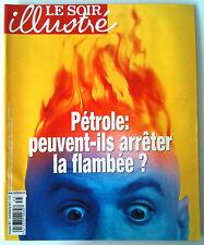 Le Soir illustré du 30/08/2000; Louis de Poortere/ Maurane/ Sofia Coppola