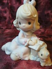 """Precious Moments - #530980-""""You Fill The Pages Of My Life""""-1994 Member Only-Nib"""