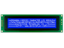 3.3V 40x4 4004 LCM Monochrom Character LCD Display Modul mit Anleitung, HD44780