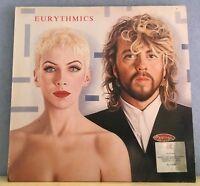 EURYTHMICS Revenge 1986  UK VINYL LP + INNER EXCELLENT CONDITION