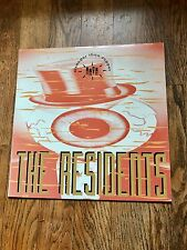 THE RESIDENTS - STRANGER THAN SUPPER - CULT EXPERIMENTAL UNKNOW GROUP!!