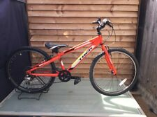 "Trek Mt220 24"" Wheel 12 Inch Frame Boys Road Mountain Bike Ref 1200b"
