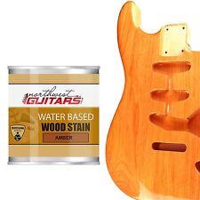 Northwest Guitars Water Based Wood Stain - Amber - 250ml
