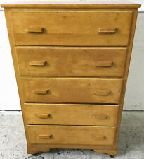 Vintage Wood Chest Of Drawers Lot 2302