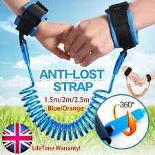 2M AU Child Anti-lost Safety Leash Wrist Link Harness Strap Reins Traction Rope#
