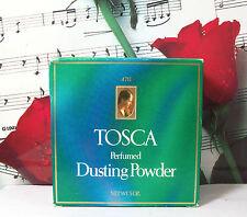 4711 Tosca Dusting Powder 5.0 Oz. By 4711. Vintage